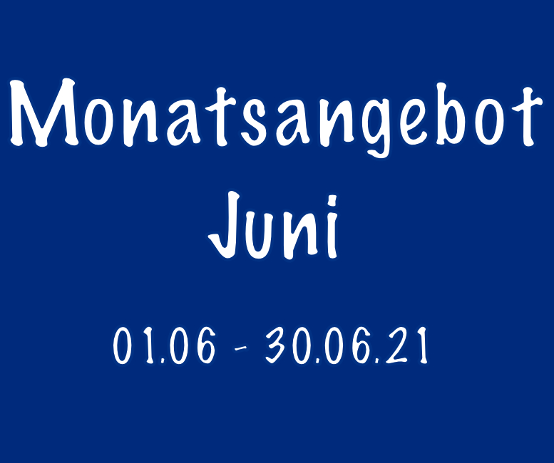 Monatsangebot Juni