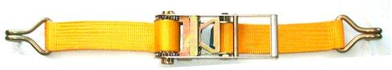 Ratschengurt 75 mm zweiteilig