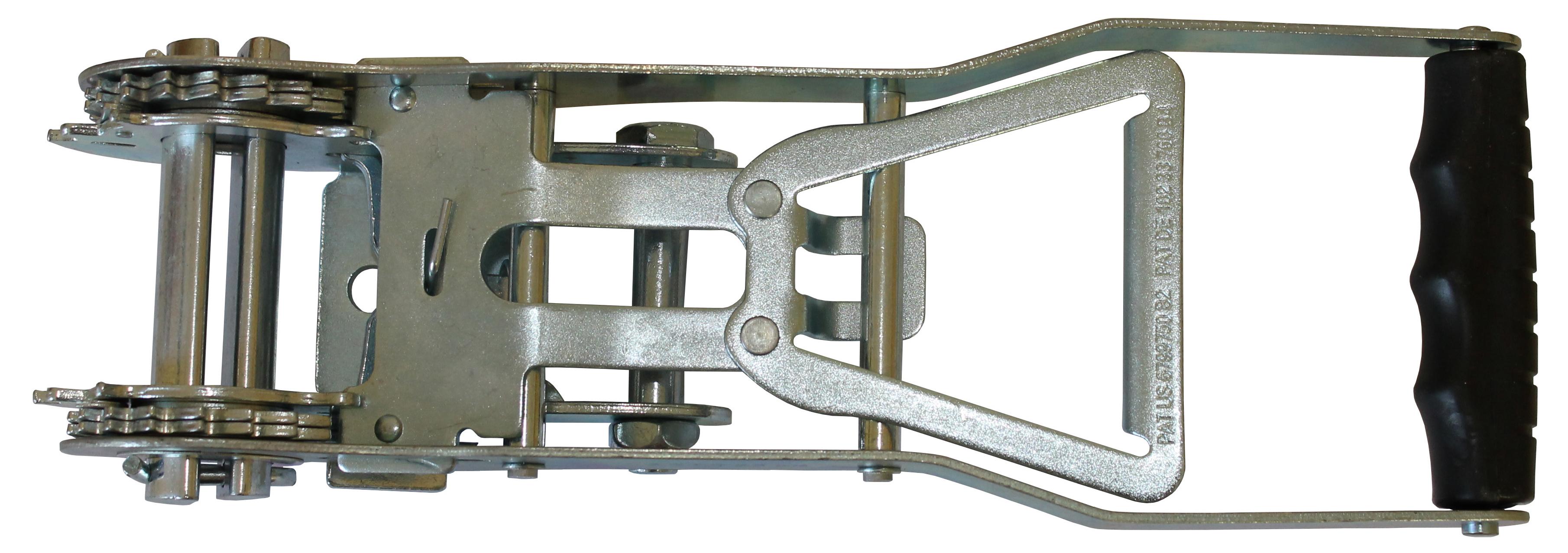 Langhebel Druckratsche BSC für Bandbreite 50 mm