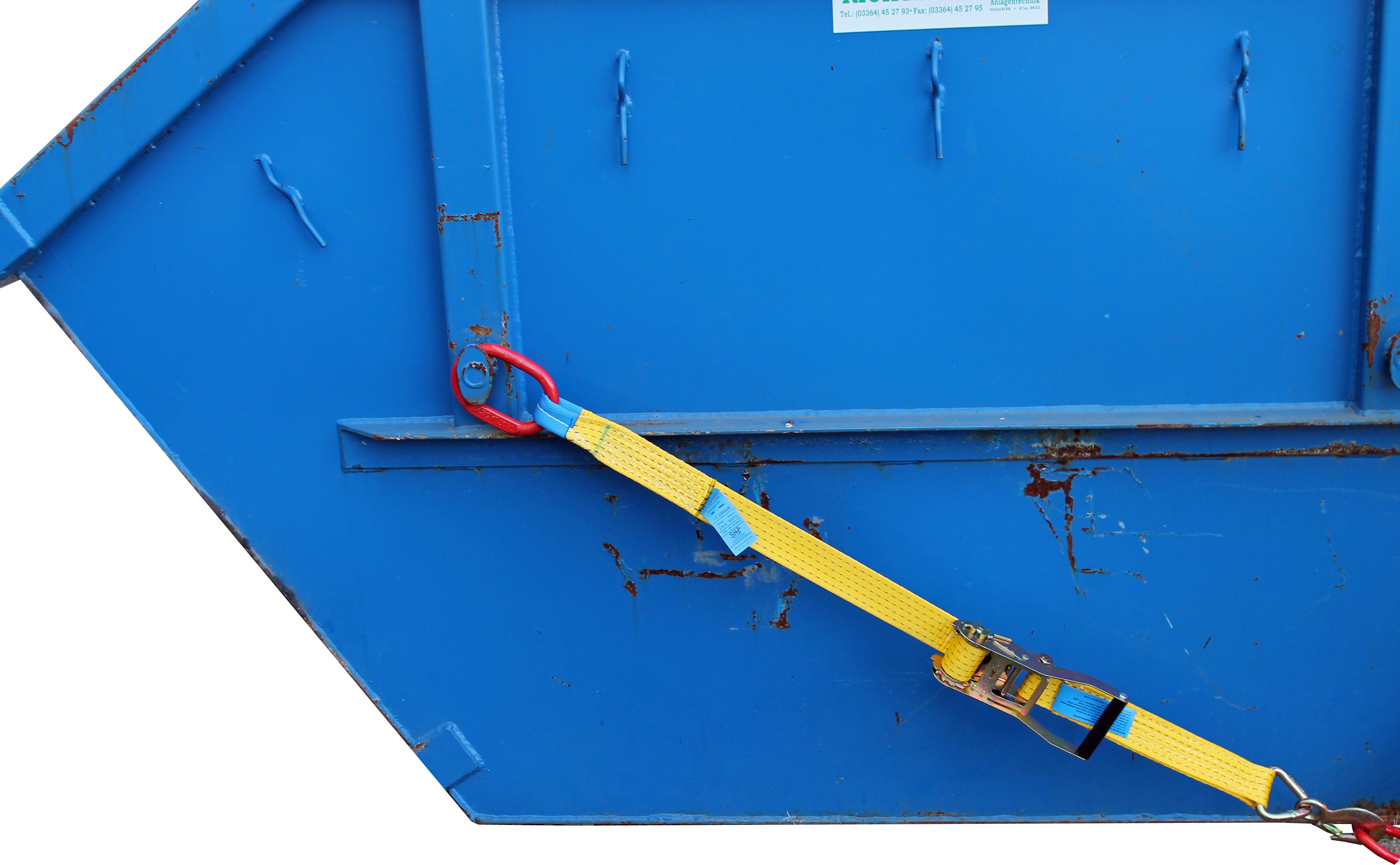 Container Zurrung zur Direktsicherung