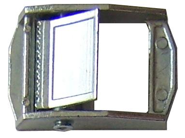 Klemmschloss für Gurtbänder 25 mm - 450 daN