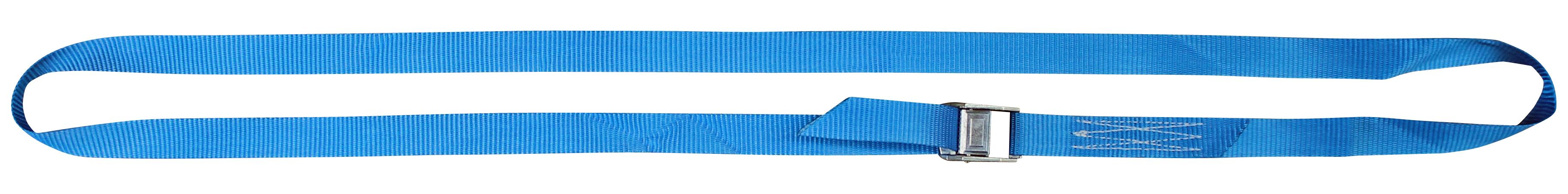 Klemmschloss Gurt 25 mm mit Stahl Klemmschloß