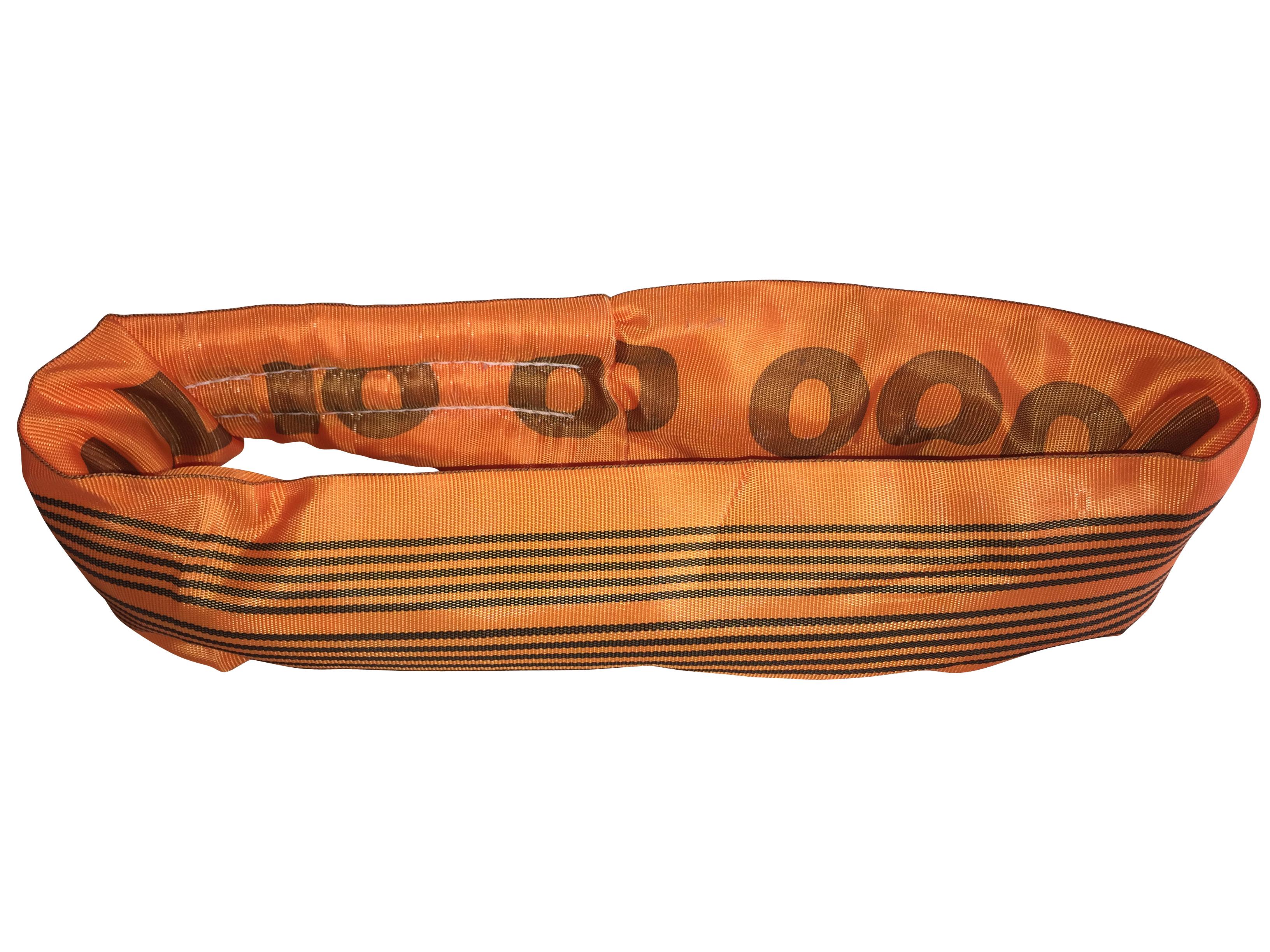 Rundschlinge mit Einfachmantel Tragfähigkeit 10 Tonnen